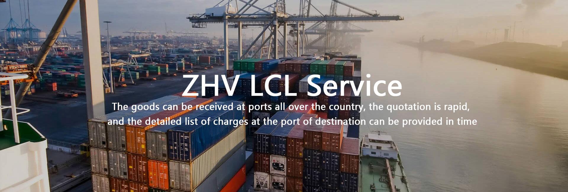 zhv International Logistics