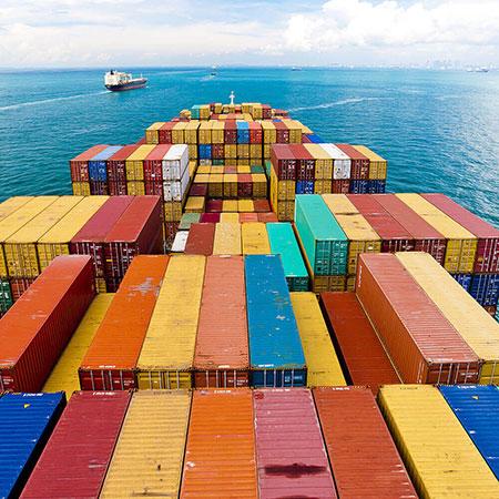 展华威国际物流拼箱服务