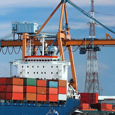 展华威国际物流特种箱运输